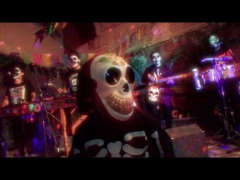 Son Rompe Pera - Cumbia Algarrobera Live in Mexico City