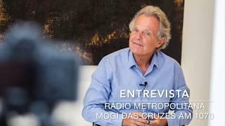 """Envelhecimento e saúde"""" foram temas de uma entrevista concedida por Dr. Beny Schmidt à Rádio Metropo"""