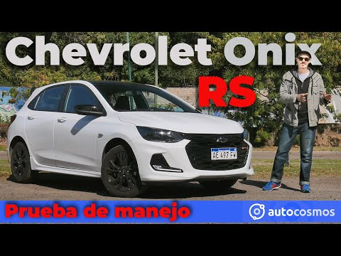 Test Chevrolet Onix RS