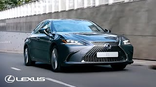 YouTube Video BbAKTolOsb8 for Product Lexus ES (7th gen, XZ10) by Company Lexus in Industry Cars