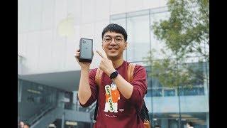 小泽vlog:我用以旧换新买了暗夜绿iPhone 11 Pro 付出每个月少吃三顿肯德基的代价