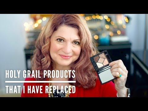 Holy grail makeup products that I've replaced | AMYMIRANDAMAKEUP