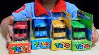 Download Video Anak Lucu Review Mainan Tayo The Little Bus Belajar Warna & Berhitung Sambil Bermain Hai Tayo MP3 3GP MP4