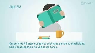 Cirugía Láser de Presbicia/Vista Cansada con Lentes Trifocales | Clínicas Oftalvist