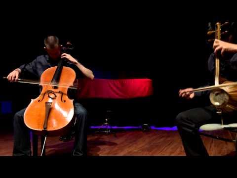 Kamancello – Improvisational Duo, Shahriyar Jamshidi (Kamanche) Raphael Weinroth-Browne (Cello)