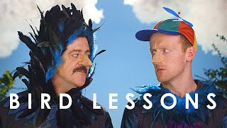 Bird Lessons (Short Comedy Sketch)