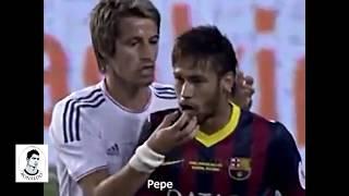 عندما يغضبوا وحوش كرة القدم ●RONALDO●IPEPE●IBRAHIMOVIC