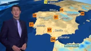 Europe weather forecast