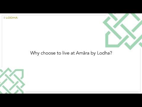 3D Tour of Lodha Amara Tower 32 33