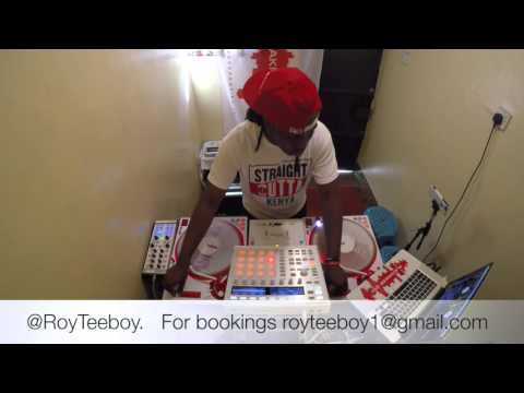 DJ TEEBOY AFRICA IS THE FUTURE 4. (Freestyle) AFRICA NO 1 MIXMASTER