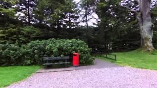 Glen Nevis Campsite, Scotland
