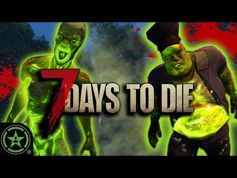 Radioactive Nightmare! - 7 Days to Die (Part 6) | Live Gameplay