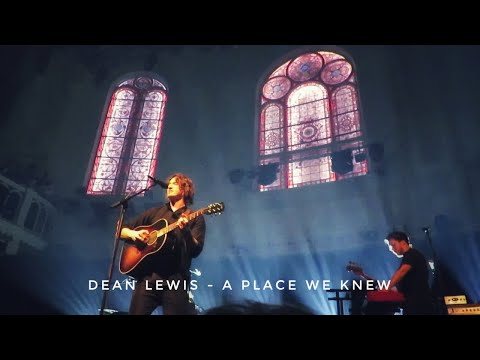 Dean Lewis - A Place We Knew (live) - Paradiso - Amsterdam, The Netherlands (13/04/2019) - Babette B.