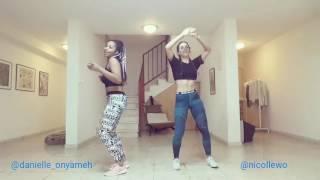 Belly dancer - Akon (fitness dance video)
