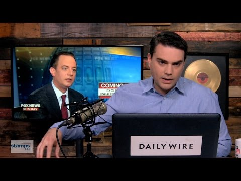 The Ben Shapiro Show Ep. 276 - Begun, The War On Conservatives Has