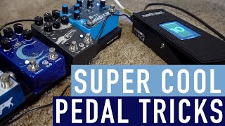 Cool Tricks You Can Do With A Volume Pedal