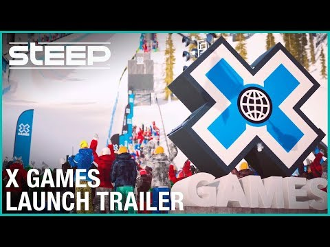 Steep: X Games Launch Trailer | Ubisoft [NA] thumbnail