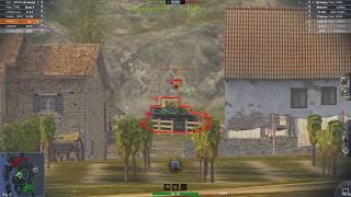 WOT Blitz: 1 степень на Т82 Фугасный Монстр 3 уровня