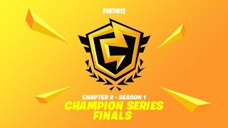 RECAP - FNCS Chapter 2 Season 1 Final