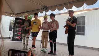 Why Don't We   Come To Brazil Acoustic