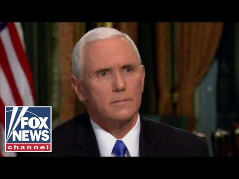 Exclusive Interview: Mike Pence goes one-on-one with Tucker