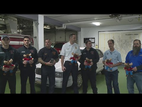 Trumbull Moose Lodge donates much-needed equipment to Warren Fire Department