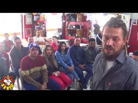 Romers Cabeleireiro realiza um Workshop em Pro Lar do Caminho