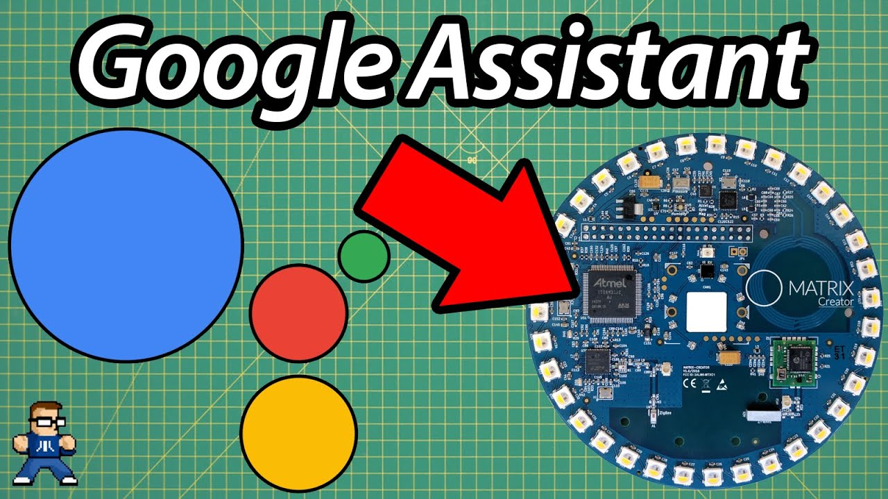 How To Set Up Google Assistant On The Matrix Creator Development Board