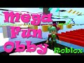 ROBLOX | Mega Fun Obby | SallyGreenGamer