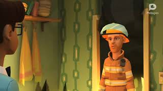 Palliative Care PSA - We're The Fire Department, Not The Fire.