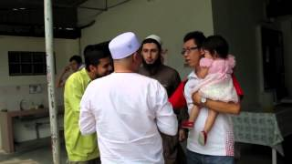 How a robbery led this brother to Islam!