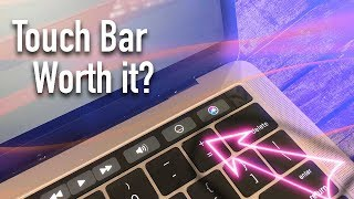 Macbook Pro - IS THE TOUCH BAR WORTH IT!???