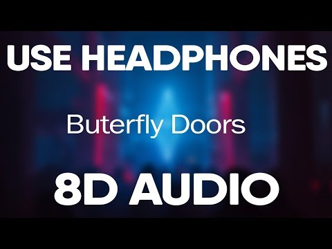 Lil Pump – Butterfly Doors (8D AUDIO) - Trillion - 8D Music
