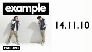 Example - 'Two Lives' (Kris Menace Remix)