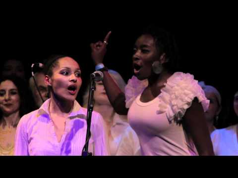 The London Lucumi Choir, Live at Rich Mix 24 4 12