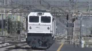preview picture of video '319.401 Mercancías aislada por Pinto'