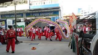 Dragon Dance In Singapore