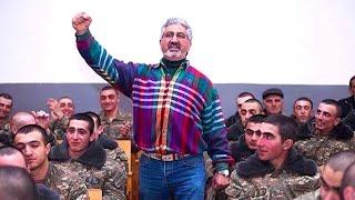 Արցախյան 44-օրյա պատերազմի նահատակ, մեներգիչ Գևորգ Հաճյանը կդառնար 50 տարեկան