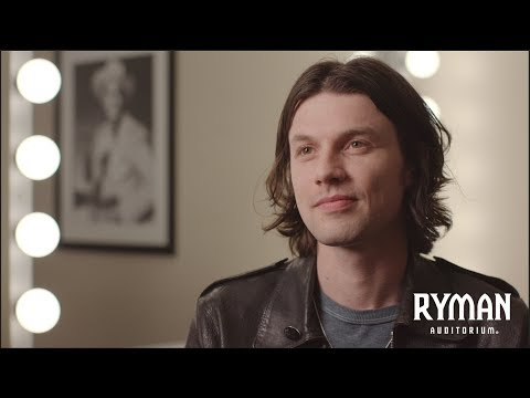 Behind The Scenes With James Bay | Backstage At The Ryman Presented By Nissan | Ryman Auditorium - Ryman Auditorium
