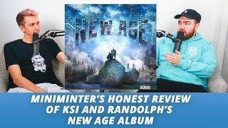Miniminter's Honest Thoughts on the New KSI & Randolph Album (What's Good Full Podcast)
