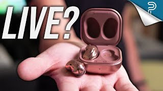 Samsung Galaxy Buds Live Review: Affordable ANC?