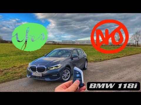 2020 BMW 118i Advantage F40 | Driving the new BMW 1 Series