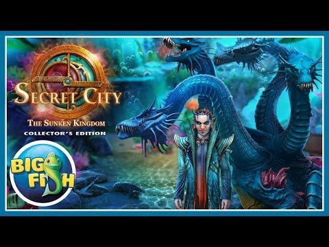 SECRET CITY 2 – DAS VERSUNKENE KOeNIGREICH
