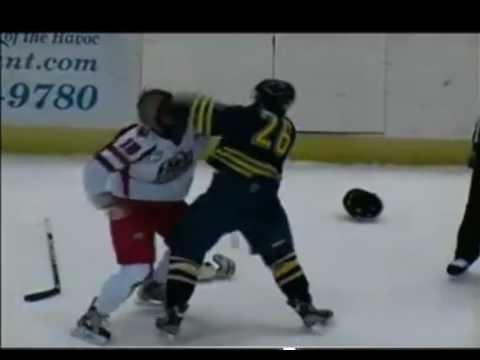 Aaron McGill vs. Stu Jacobson