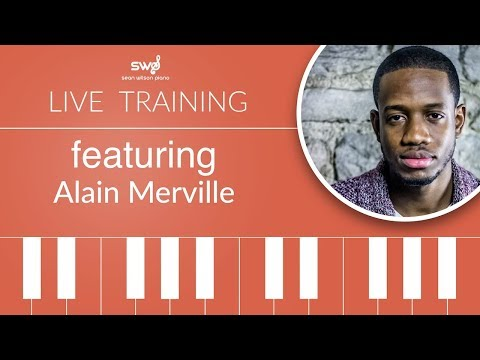 Live Training with Alain Merville | An impromptu version of