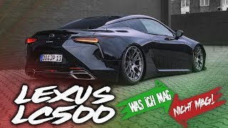 JP Performance - What I like and don't like | Lexus LC 500
