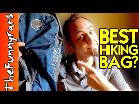 Best Hiking Backpack? – Osprey Backpacks – Osprey Daylite Backpack Review