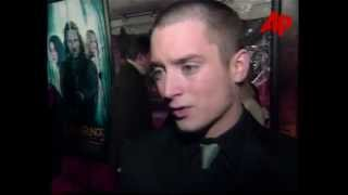 The Lord of the Ring premiere NY