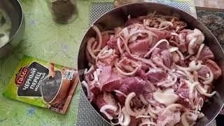 СУПЕР ЛЕГКИЙ и ПРОСТОЙ способ замариновать мясо для ОЧЕНЬ вкусного шашлыка? ЛЕГКО!