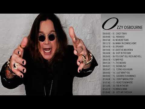 Ozzy Osbourne Greatest Hits || Ozzy Osbourne Greatest Hits Playlist